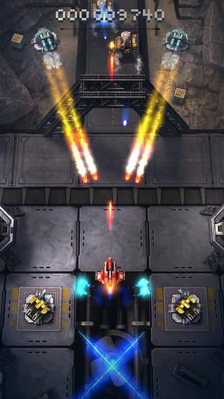 Sky Force Reloaded Screenshots