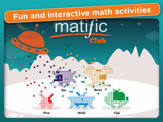 Matific Club Math Games for 2nd Grade: Kids practice numbers ...