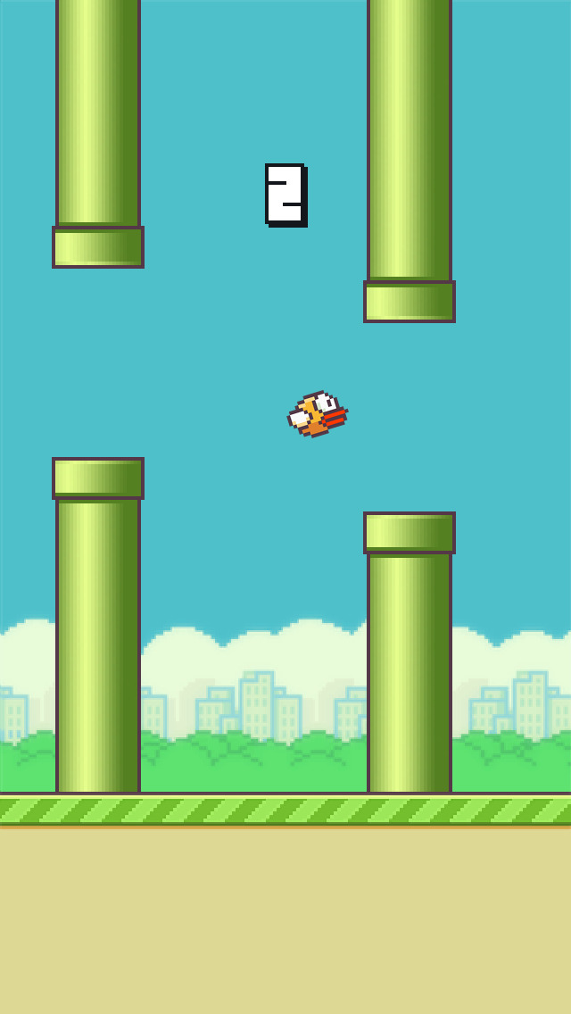 how to get golden balls flappy bird