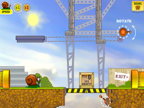 SnailBob 1 new Screenshots