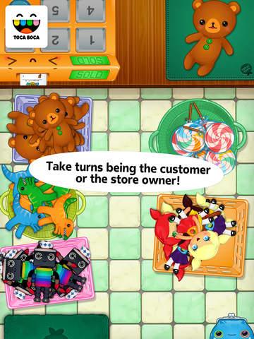 Toca Store Screenshots