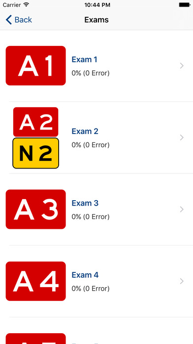 Verkeersles iPhone Screenshot 4