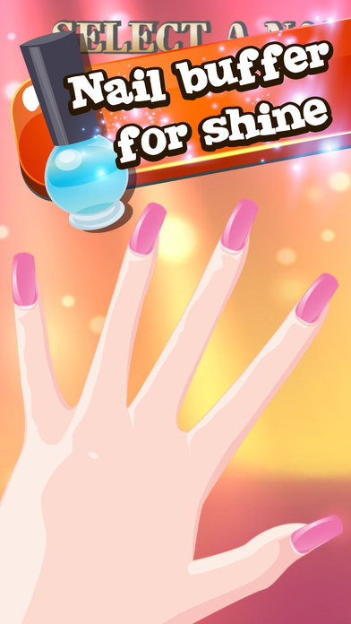app shopper epic nail salon party nail girls games games ForA Nail Salon Game