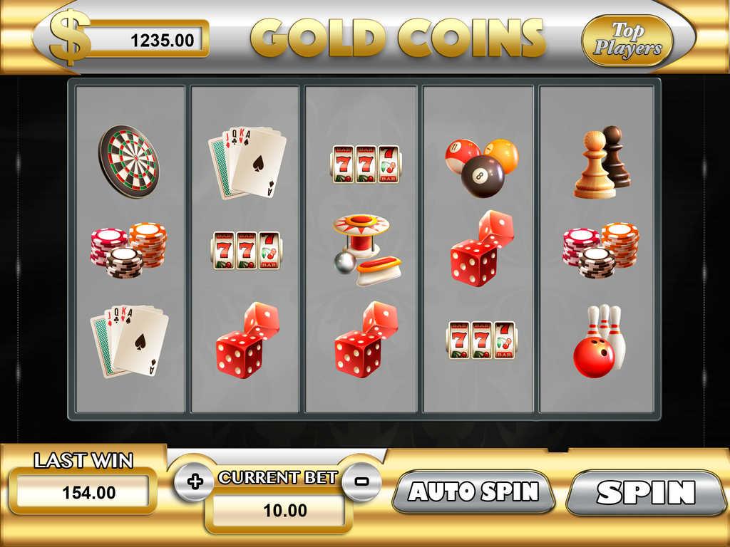 atlantis gold slots games