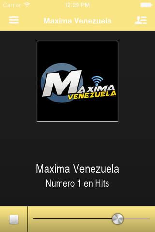 Maxima Venezuela screenshot 1