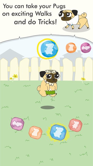 Growing Pug screenshot 4