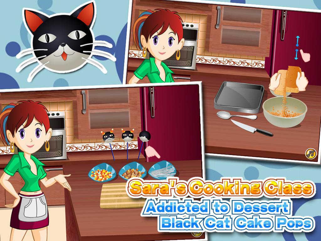 Sara S Cooking Class Cake Pops