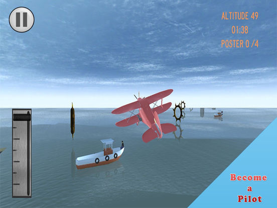 Airplane Simulator 3D Pro Screenshots