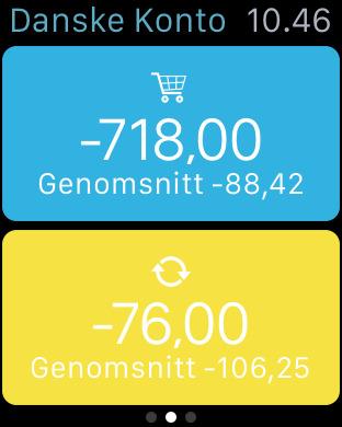 Danske Mobilbank SE iPhone Screenshot 9