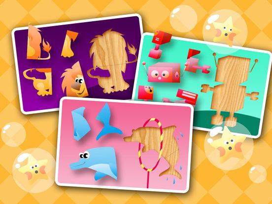 puzzles gratuits pour les petits et les grands enfants dans l app store. Black Bedroom Furniture Sets. Home Design Ideas