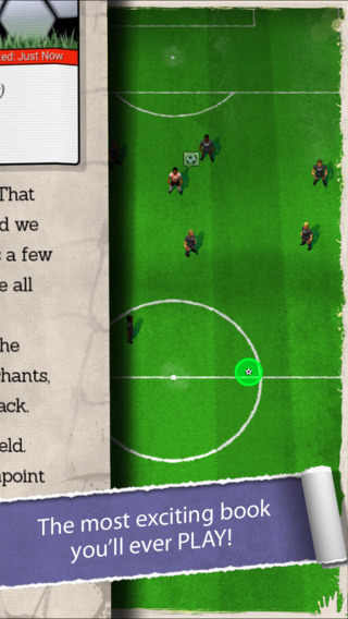 New Star Soccer G-Story Screenshot