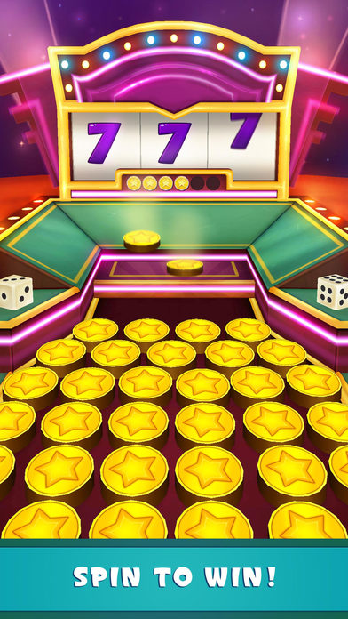 Screenshot 3 Coin Dozer: Casino