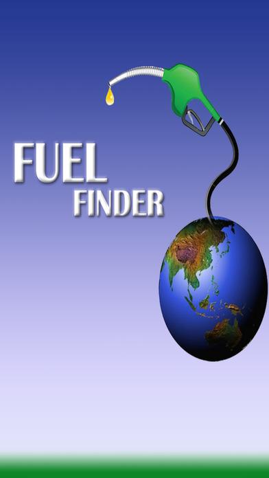 Fuel Finder - Find nearest Fuel station iPhone Screenshot 1