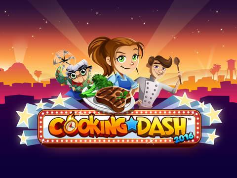 Cooking Dash 2016 Screenshots