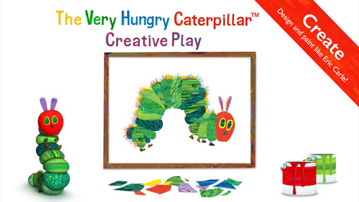 The Very Hungry Caterpillar - Creative Play Screenshots