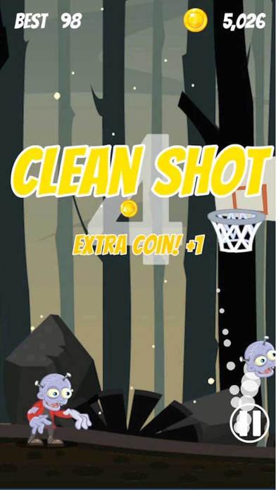 Zombie Ball. Screenshot