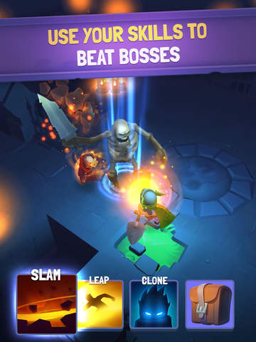 Nonstop Knight Screenshots
