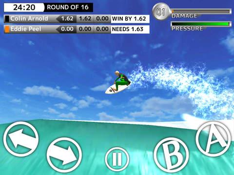 BCM Surfing Game - World Surf Tour Screenshots