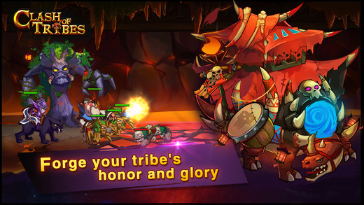 Clash of Tribes - CoT Screenshots