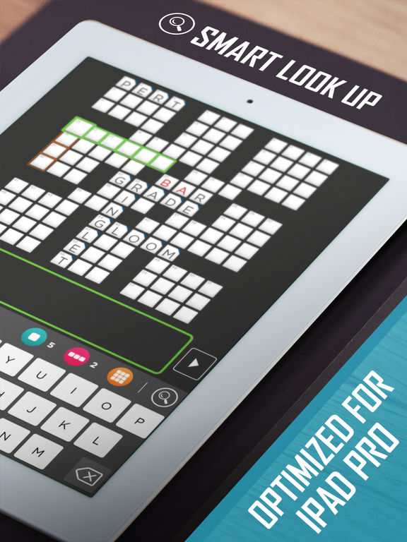 Crossword Puzzle Redstone screenshot
