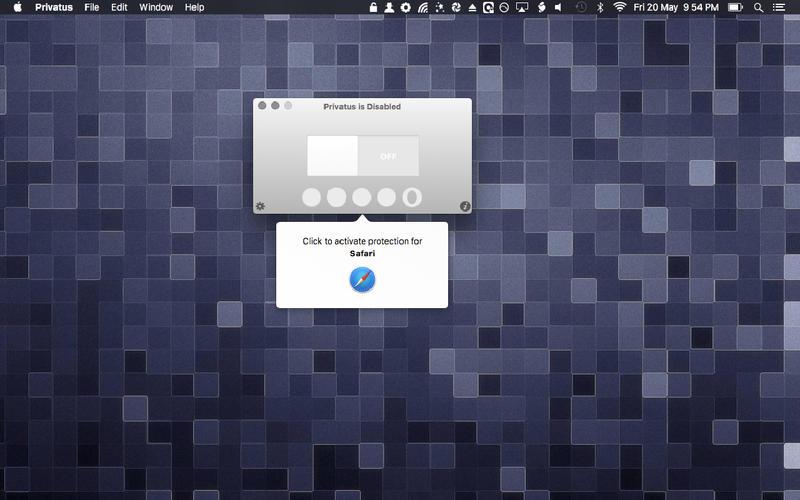 Privatus for Mac 5.1.2 激活版 – 浏览会话后自动清除个人隐私-爱情守望者
