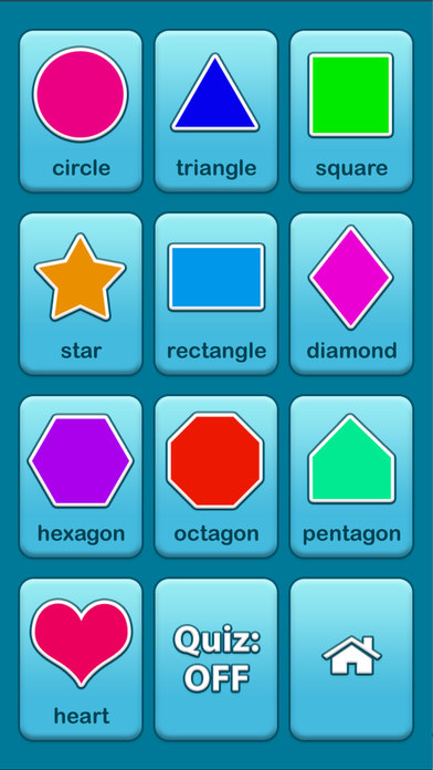 ABC Audio Talking Baby Learning Game Free Lite iPhone Screenshot 4