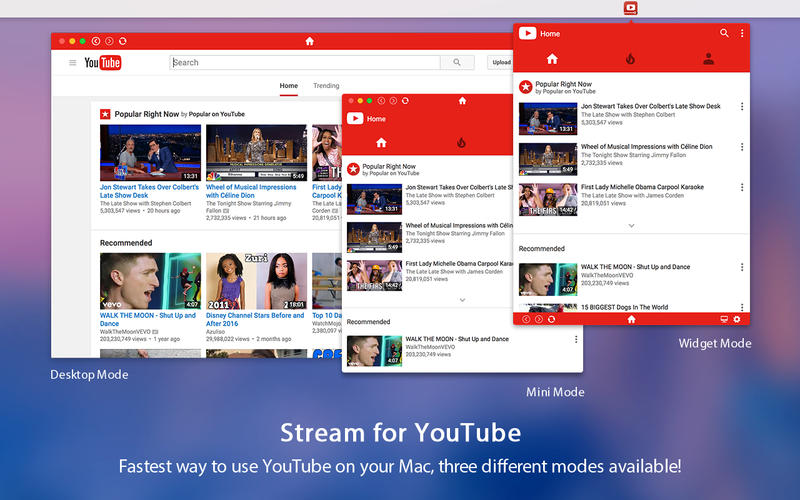 Stream for YouTube Screenshot - 2