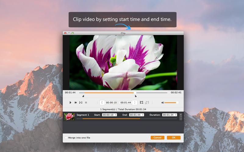 Screenshot #4 for Aiseesoft MP4 Converter