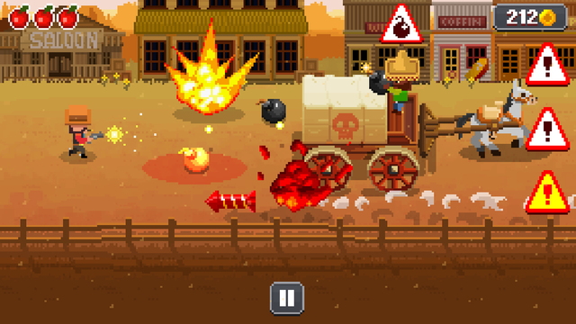Wild Wild West Screenshots