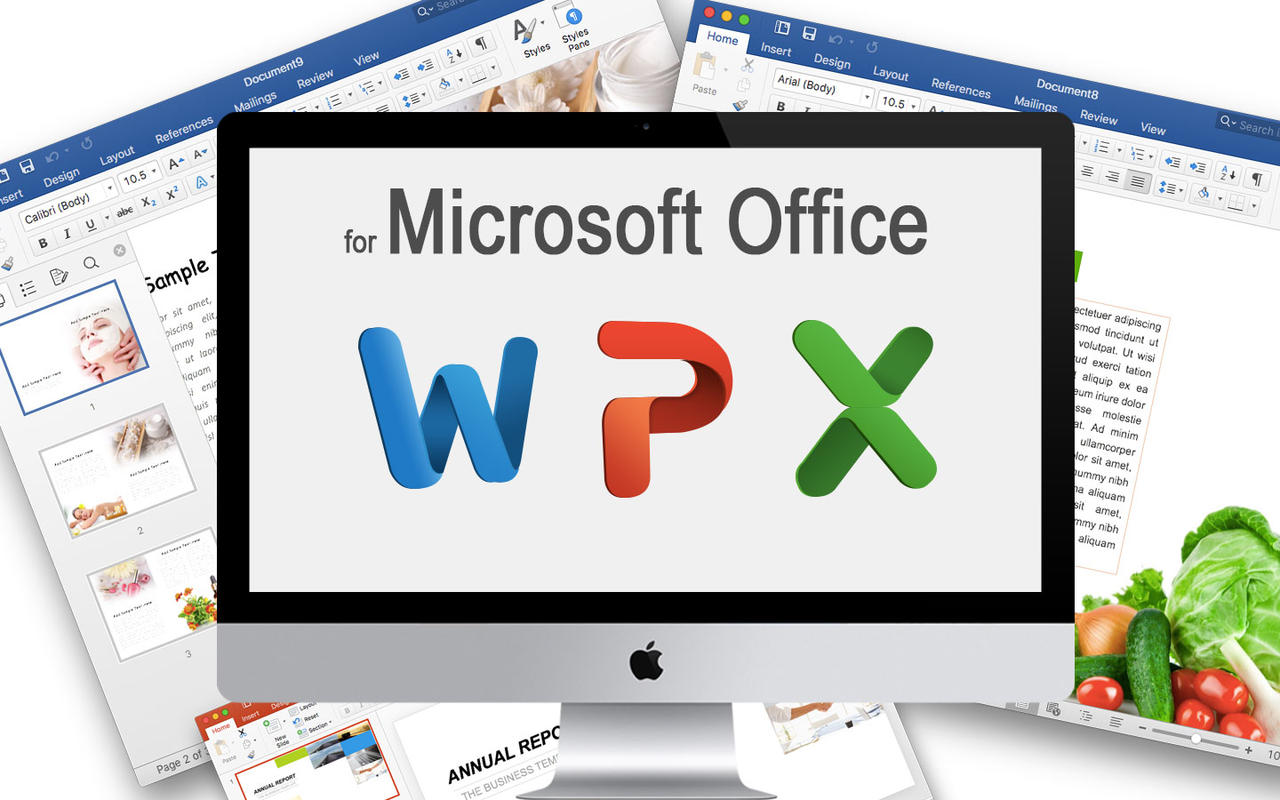 Godocs For Microsoft Office Templates For Ms Word Documents Excel