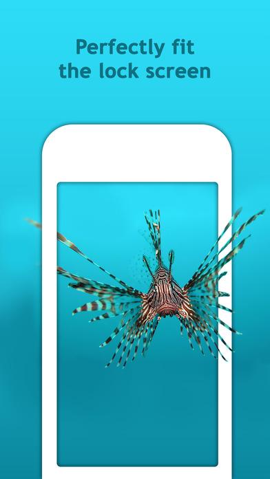 app shopper aquarium live hd wallpapers for lock screen