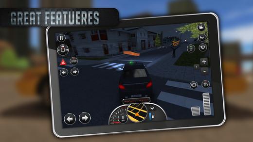 Taxi Sim 2016 Screenshot