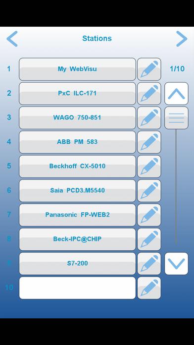 MicroBrowser iPhone Screenshot 2