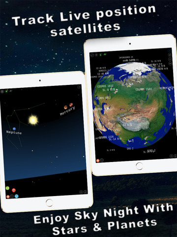 Sky View Live - Stargazing and Sky Night Watching Screenshots
