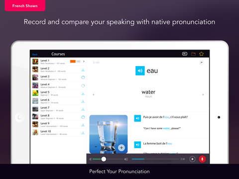 Learn Filipino Vocabulary - Free WordPower iPad Screenshot 3