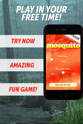 Mosquito Funny Joke Prank screenshot 1