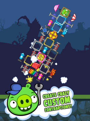 Screenshot #2 for Bad Piggies HD