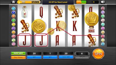 Screenshot 2 Magic Wizard's Power: Million Dollar Vegas Slots