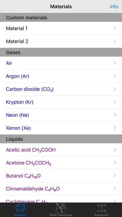 Refractive iPhone Screenshot 1