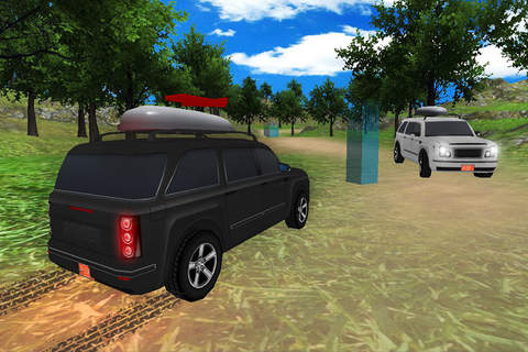 Extreme Hummer Jeep Mountain Drive Simulator 2 screenshot 4