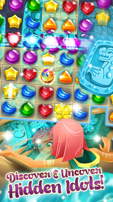Genies & Gems Screenshot
