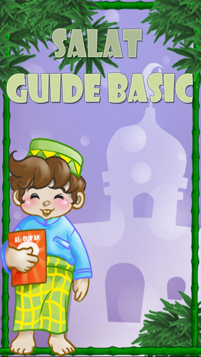 SalatGuide Basic iPhone Screenshot 1