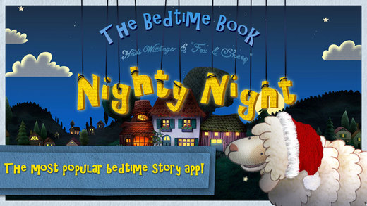 Nighty Night! - The bedtime story app for children Screenshots