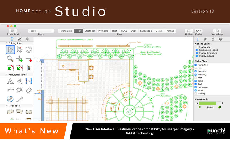 punch home design studio 19 on the mac app store