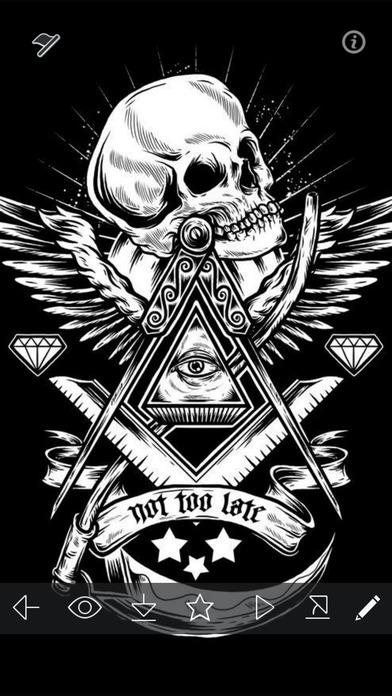 Group Of Cool Illuminati Wallpapers Hd