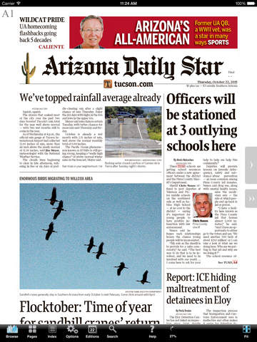 Coupons in arizona daily star