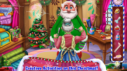 Santa Claus Tailor screenshot 3