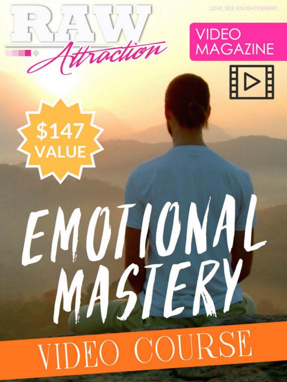 Raw attraction dating magazine