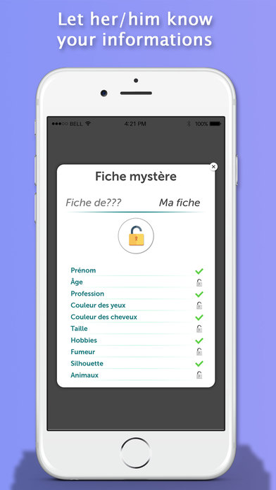 WOO! - Mystery Dating App screenshot 4