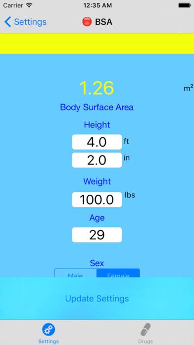 iDose iPhone Screenshot 3